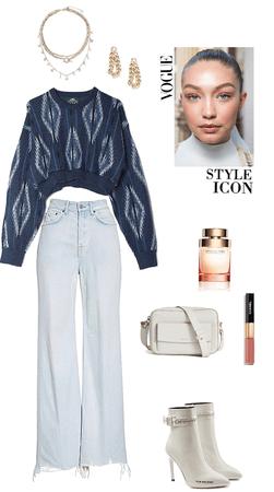 Gigi Hadid Street Style Fall