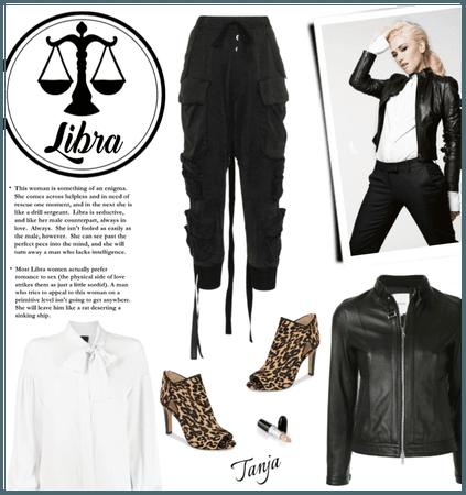 Libra Fashion Style