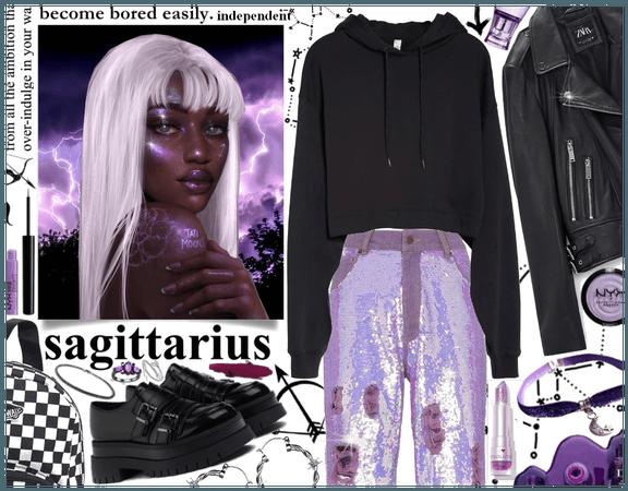 Sagittarius: Casual Fun