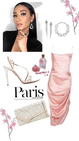 Slip Dress a Romantic