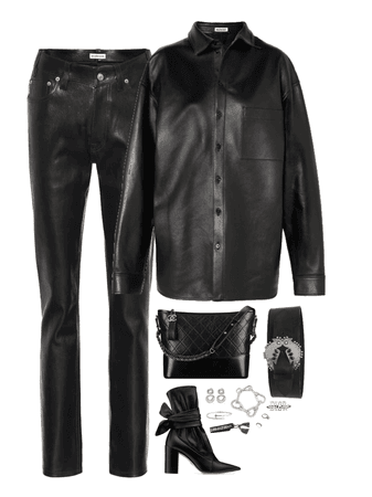 leather queen