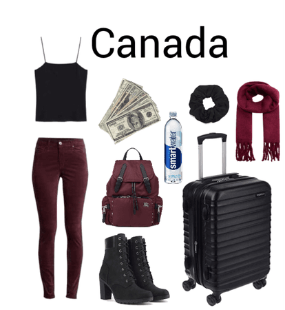 Traveling to Canada