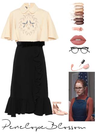 Riverdale Flashback Episode- Penelope Blossom