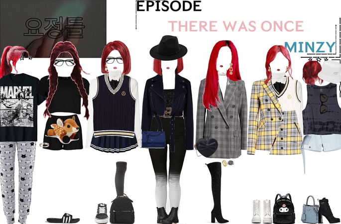 FAIRYTALE EPISODE 3: THERE WAS ONCE | MINZY SCENES