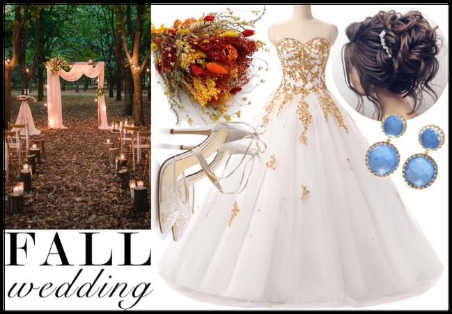 Fall Wedding - dream wedding!