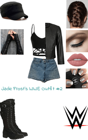 WWE Jade Frost's Outfit #2