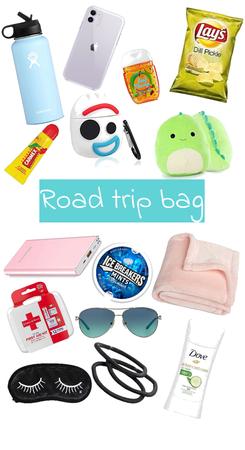 Road trip bag