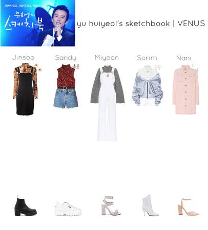 yu huiyeol's sketchbook - VENUS
