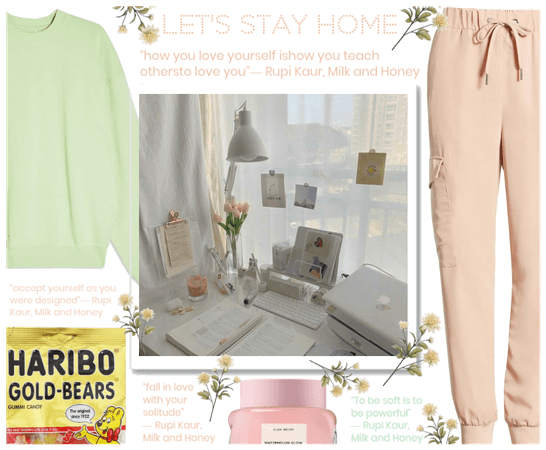 ♡ Let's stay home look #7 ♡