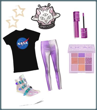 Space teen