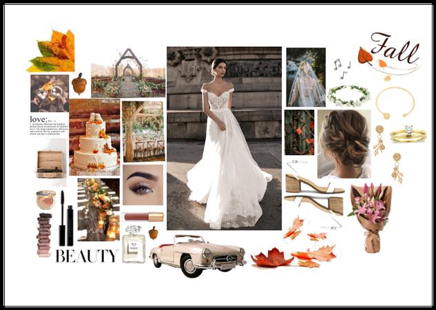 #3 Autumn Wedding