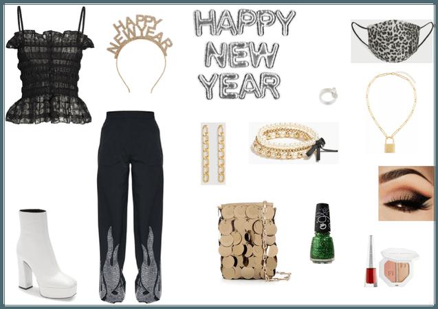New Year Glam