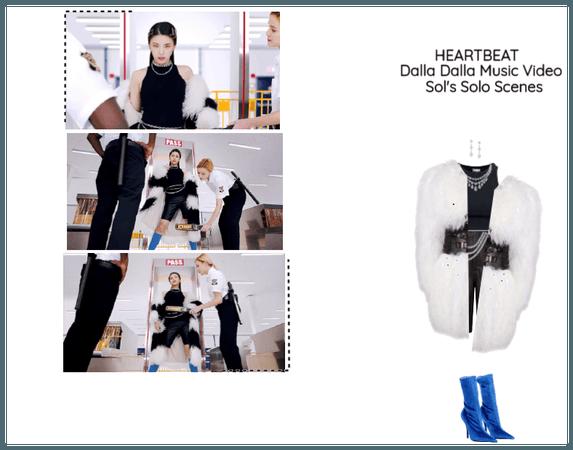 Heartbeat - Dalla Dalla Music Video