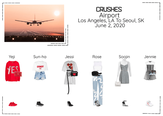 Crushes Los Angeles, LA To Seoul, SK