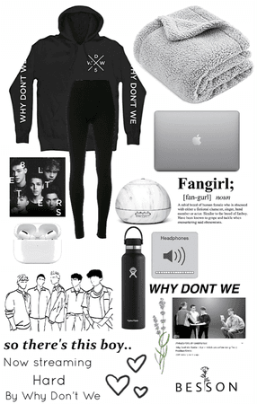 Why Don't We outfit