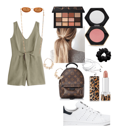 CASUAL RECTANGLE EVENING LOOK