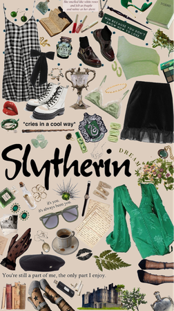 Slytherin House Cup