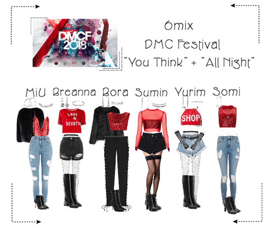 《6mix》DMC Festival 2018