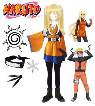 Female Naruto Cosplay