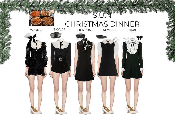 S.U.N CHRISTMAS DINNER