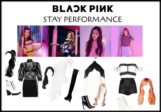 BLACKPINK Stay Performance