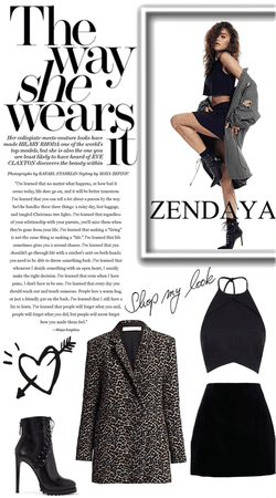 Shop Zendaya's Look