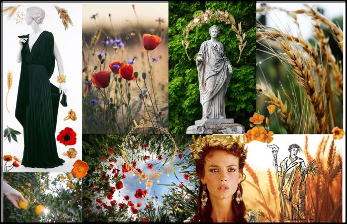 Greek Mythology Inspired
