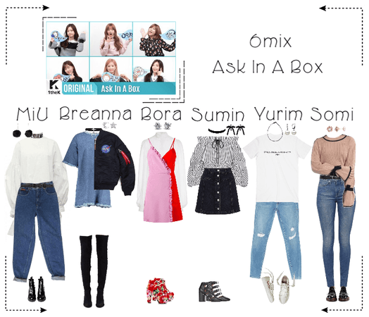 《6mix》Ask In A Box