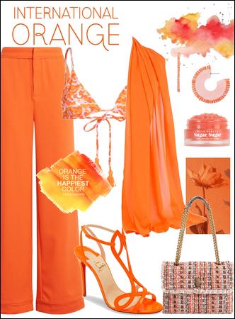 Happy Orange 🧡