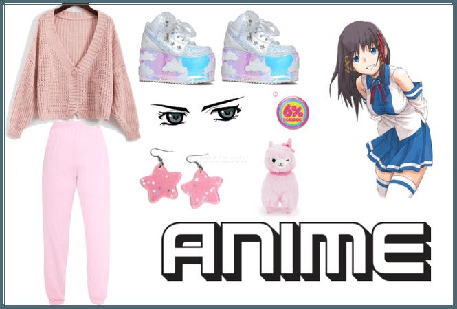 Anime trend