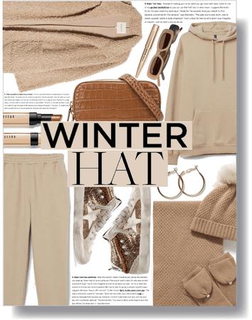 beige winter dreams 🤎