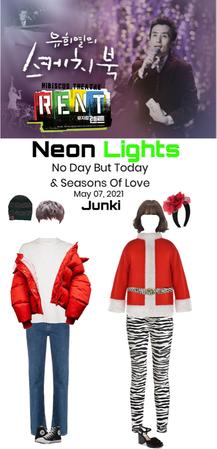 Neon Lights Junki on Yoo Hee-Yeol's Sketchbook
