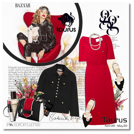 Dress like a Taurus: Gigi Hadid