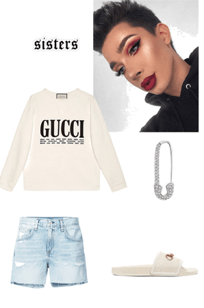 James Charles Inspired Outfit