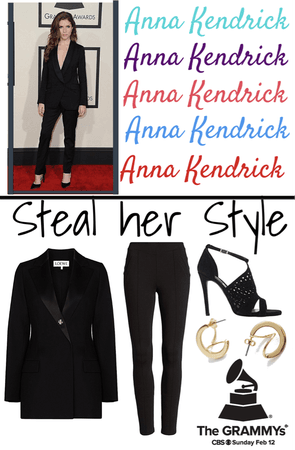 Steal her Style: Anna Kendrick