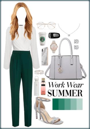 Work Wear III