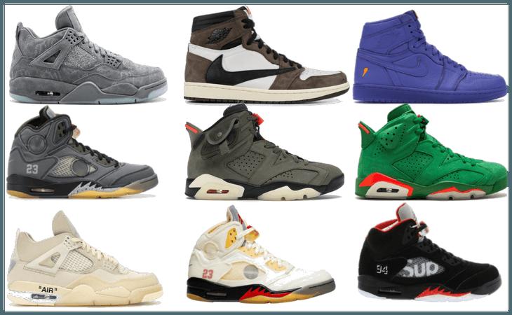 Jordans I want