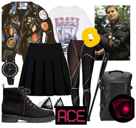 Closet Cosplay: Ace, Doctor Who