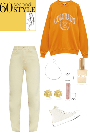 Easy but amazing outfit