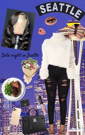 Dinner date In Seattle
