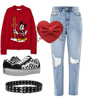 Disney world 🌸👻