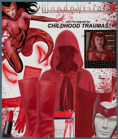 Wanda Vision (Fictional Character Challenge)