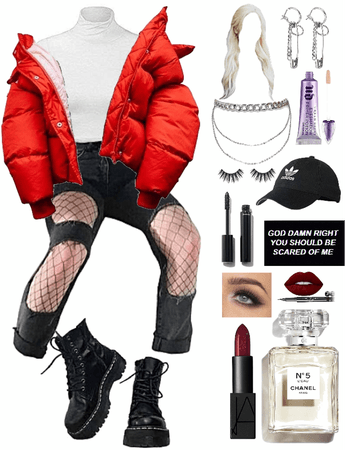 """""""Not Today"""" MV inspired outfit"""