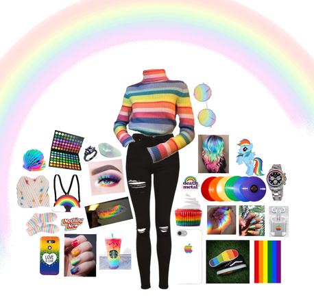 Rainbow! 🌈