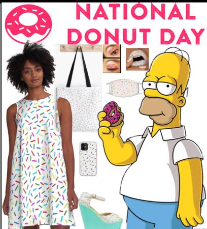 Mmmm...Doughnuts!