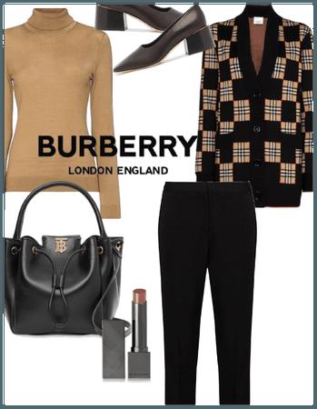 Fall burberry
