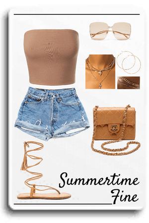 Summertime Fine