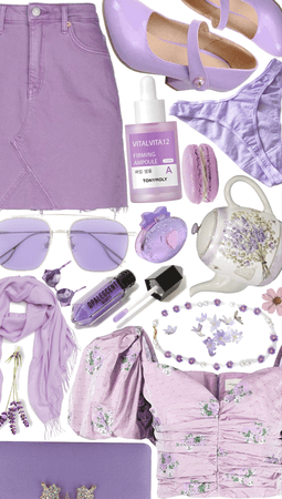 Purple Monochrome 🌿🌸🌿