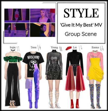 STYLE 'Give It My Best' MV