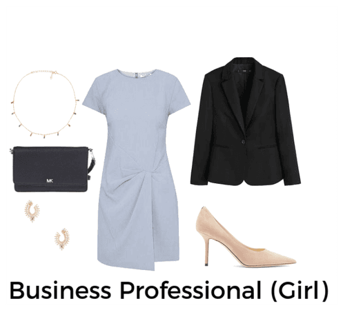 Business Professional (Girl)